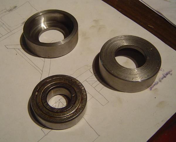 Bearing mounts
