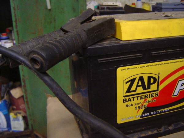 Zap batteries!